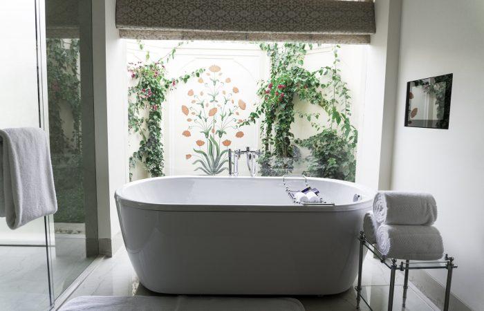 La salle de bain : lieu de purification
